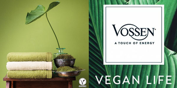 Ręczniki wegańskie Vossen Vegan Life