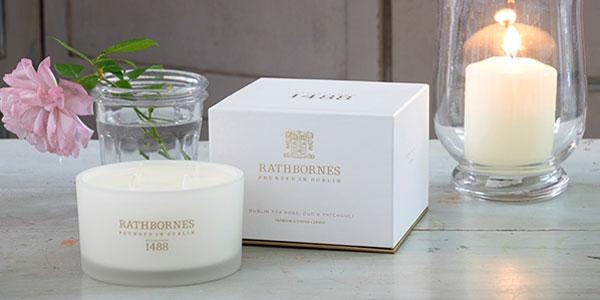 Świece Rathbornes - Ekskluzywne świece zapachowe