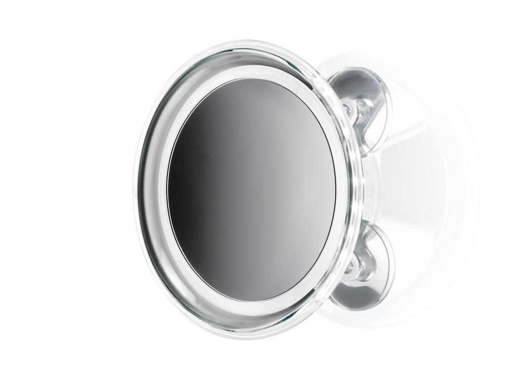 Lusterko kosmetyczne ścienne LED 5x Decor Walther Touch BS 18 Chrome