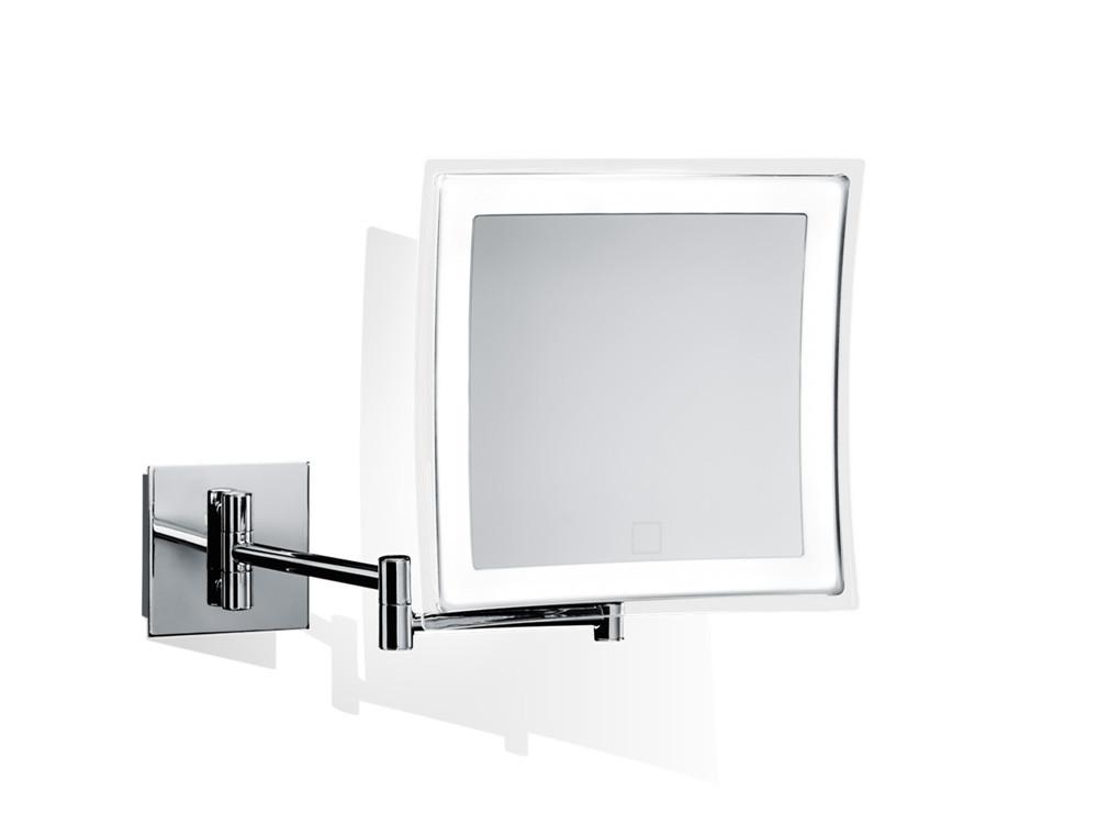 Lusterko kosmetyczne ścienne LED 5x Decor Walther Touch BS 84 Chrome