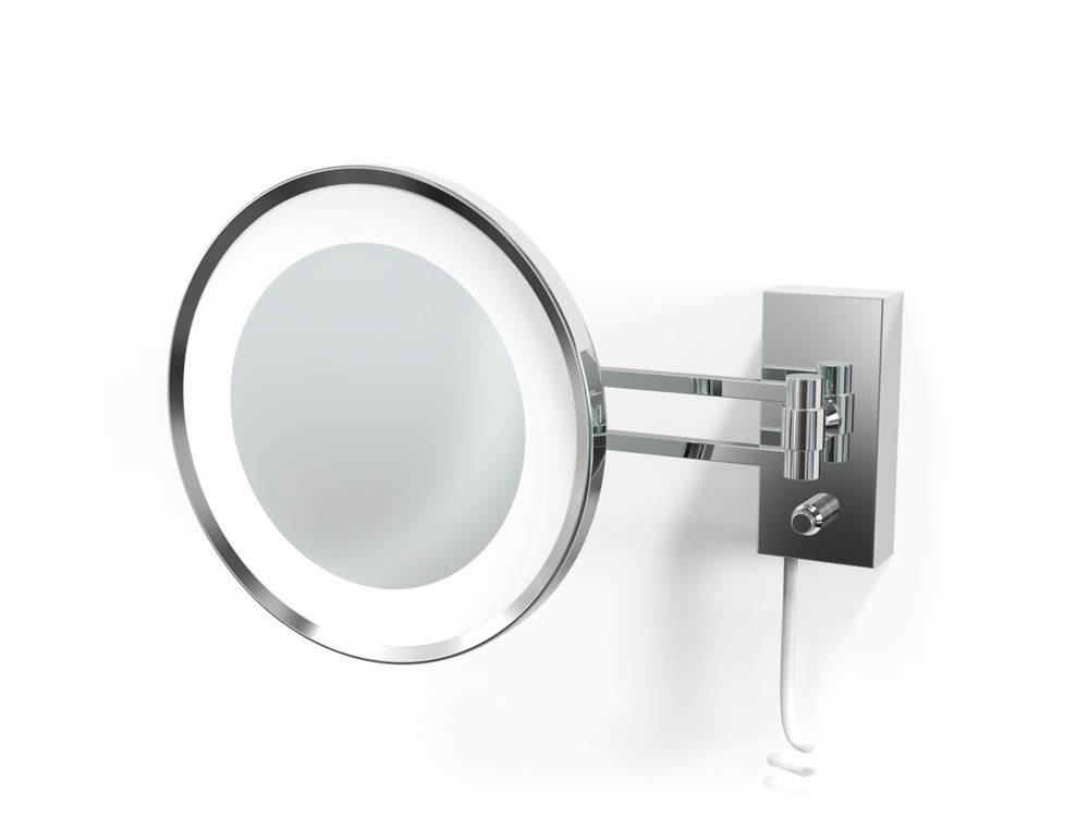 Lusterko kosmetyczne ścienne LED 3x Decor Walther BS 36 Chrome