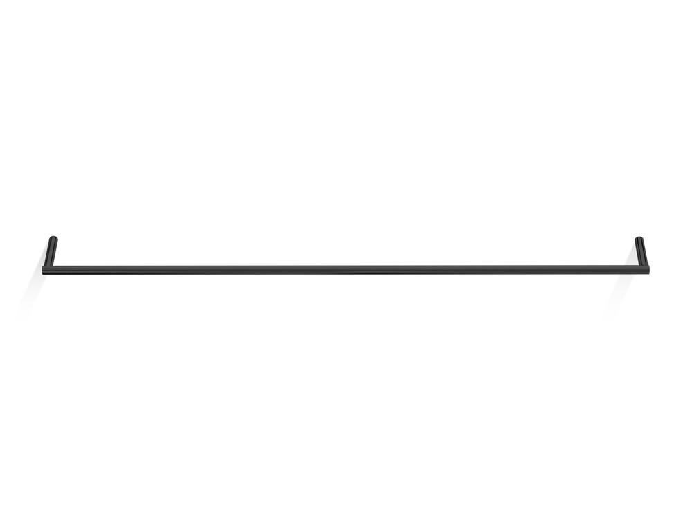 Wieszak/ reling na ręczniki Decor Walther MK HTE80 Black Matt