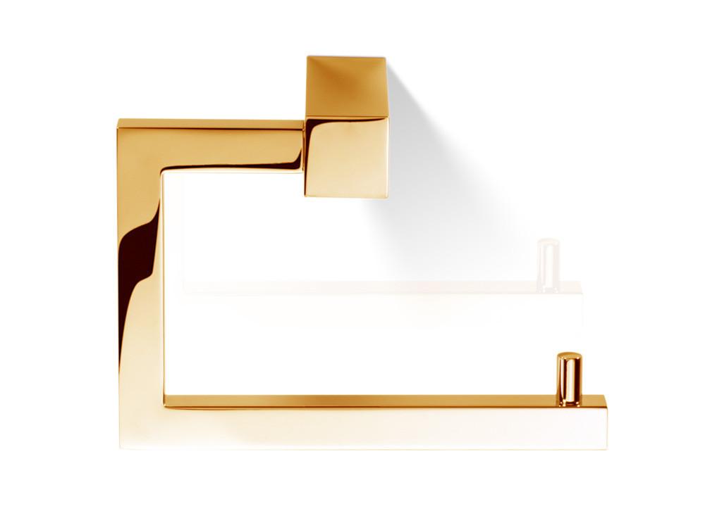 Uchwyt ścienny na papier Decor Walther CO TPH3 Gold