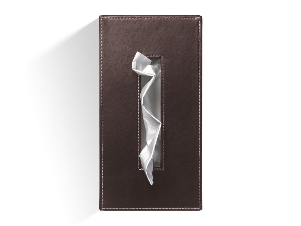 Pudełko na chusteczki Decor Walther Brownie KB 40 Dark Brown