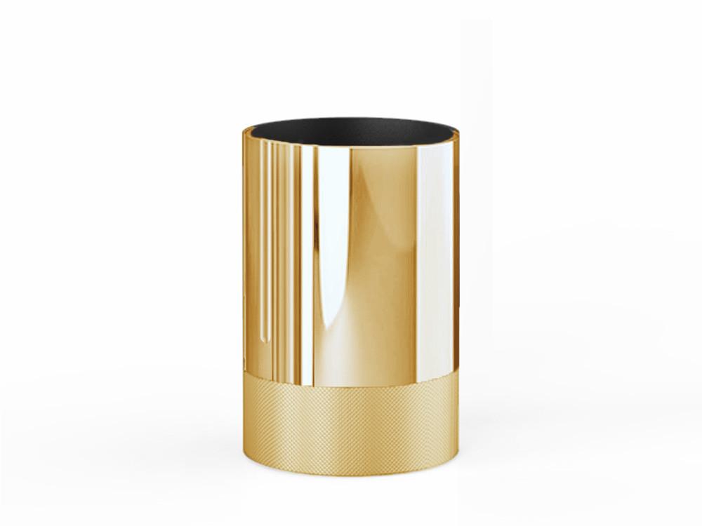 Kubek łazienkowy Decor Walther Club BOD 1 Gold Matt