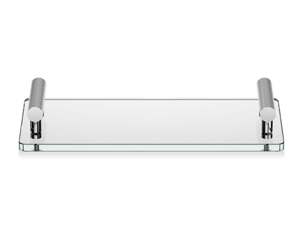 Tacka łazienkowa Decor Walther Club TAB Glass Chrome
