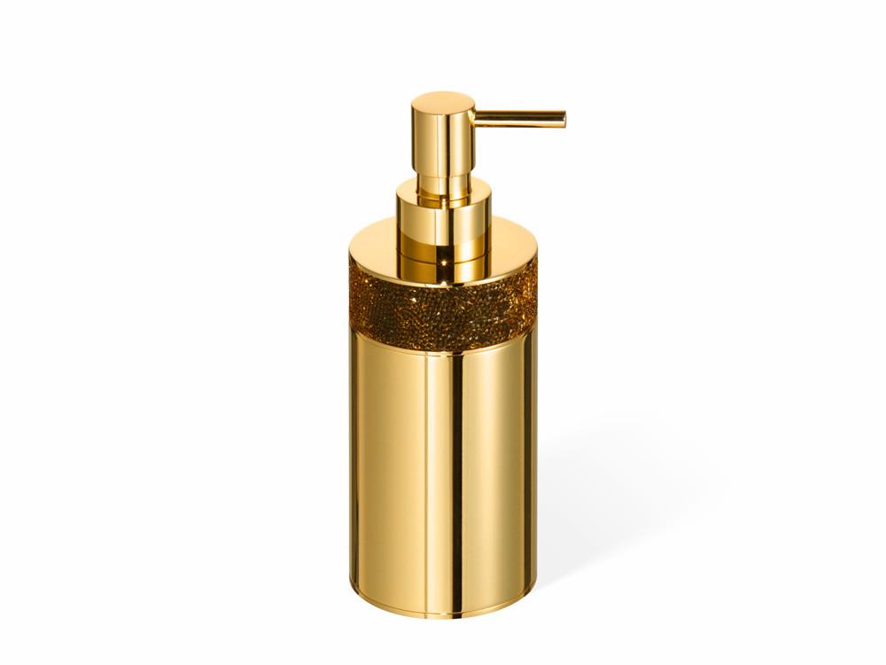 Dozownik do mydła Decor Walther Rocks Swarovski Crystal SSP1 Gold