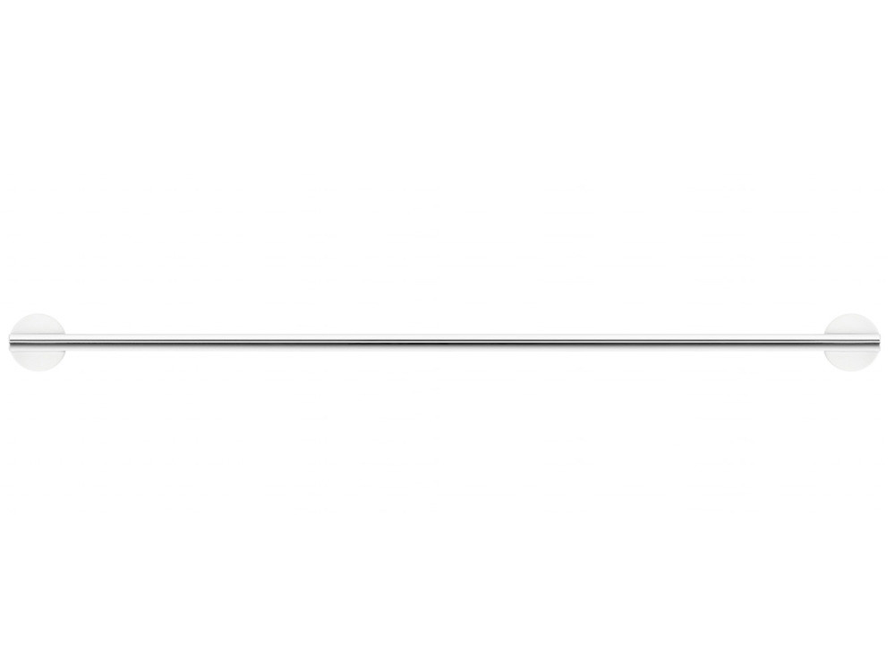 Wieszak/ reling na ręczniki Decor Walther Stone HTE60 White Silver Matt