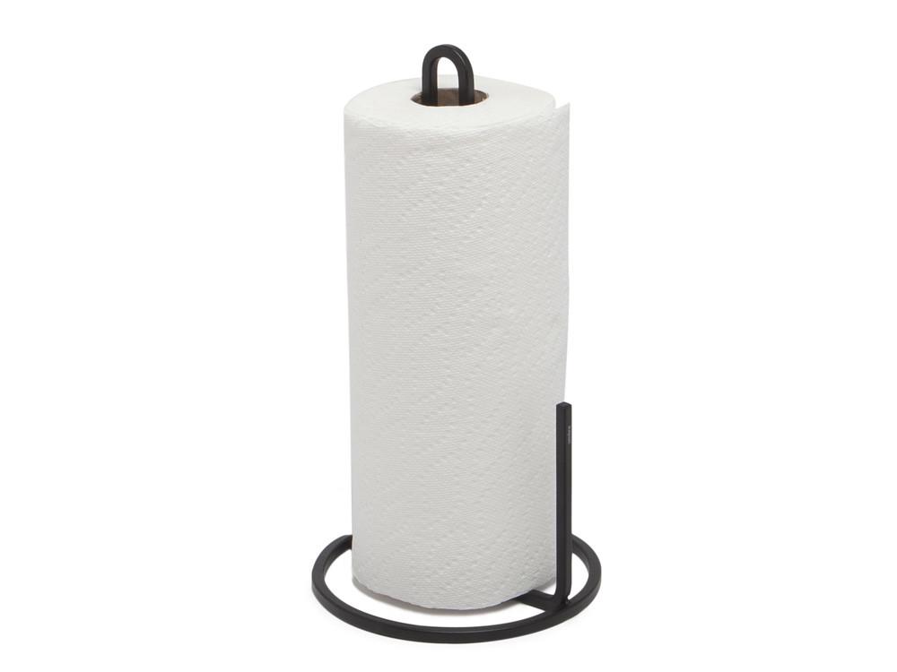 Stojak na ręczniki papierowe Umbra Squire Black
