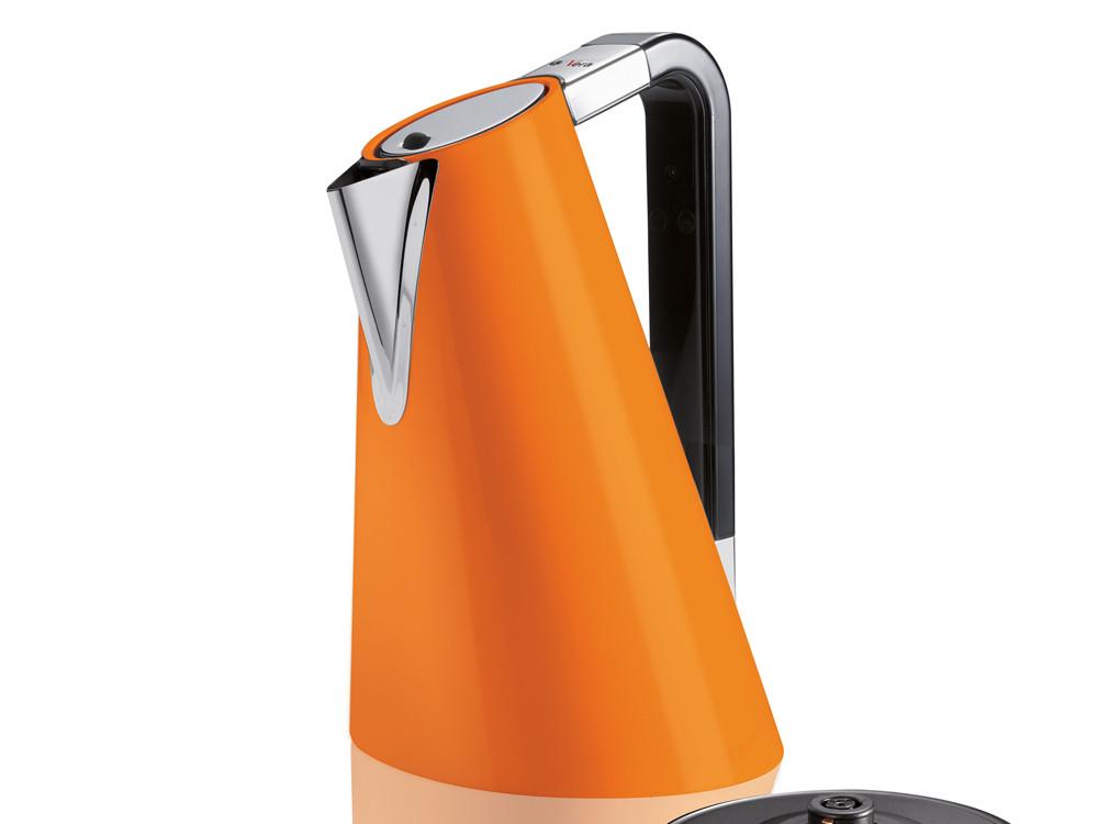 Czajnik elektryczny Bugatti Vera Easy Orange