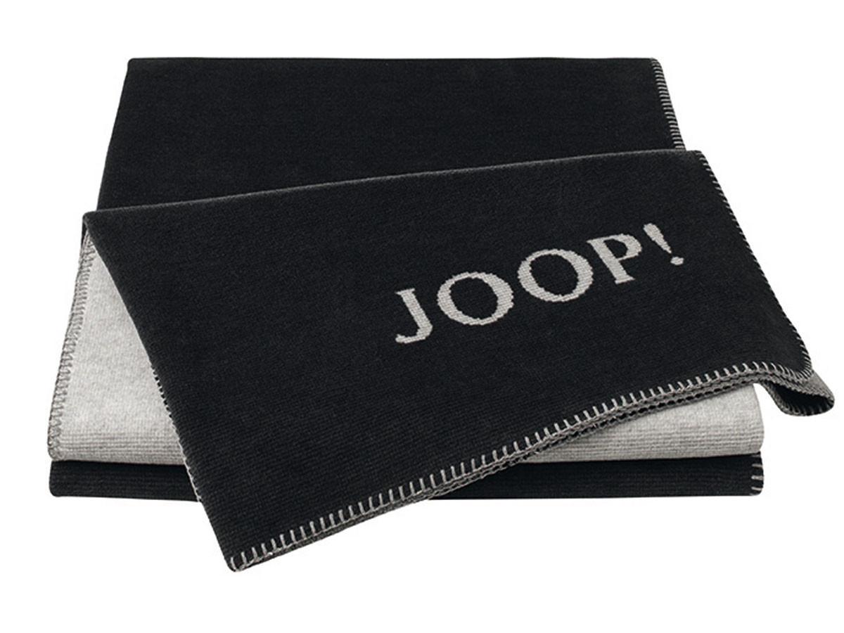 Koc Joop Melange Antrazit-Silver 150x200