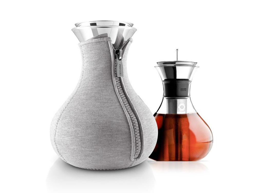 Dzbanek/Zaparzacz do herbaty Eva Solo TeaSolo Light Grey 1L