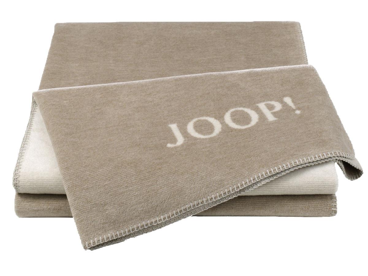 Koc Joop Melange Sand-Natur 150x200