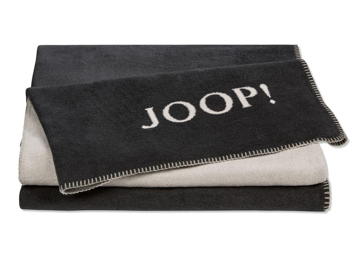 Koc Joop Doubleface Uni Antrazit-Ash 150x200