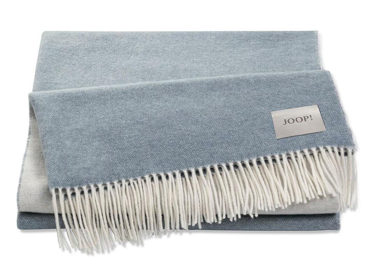 Pled Joop Wool Sensual Blue 130x180