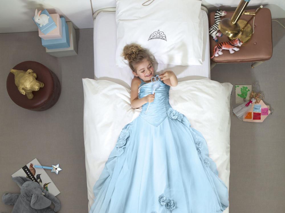 Pościel Snurk Princess Blue 140x200