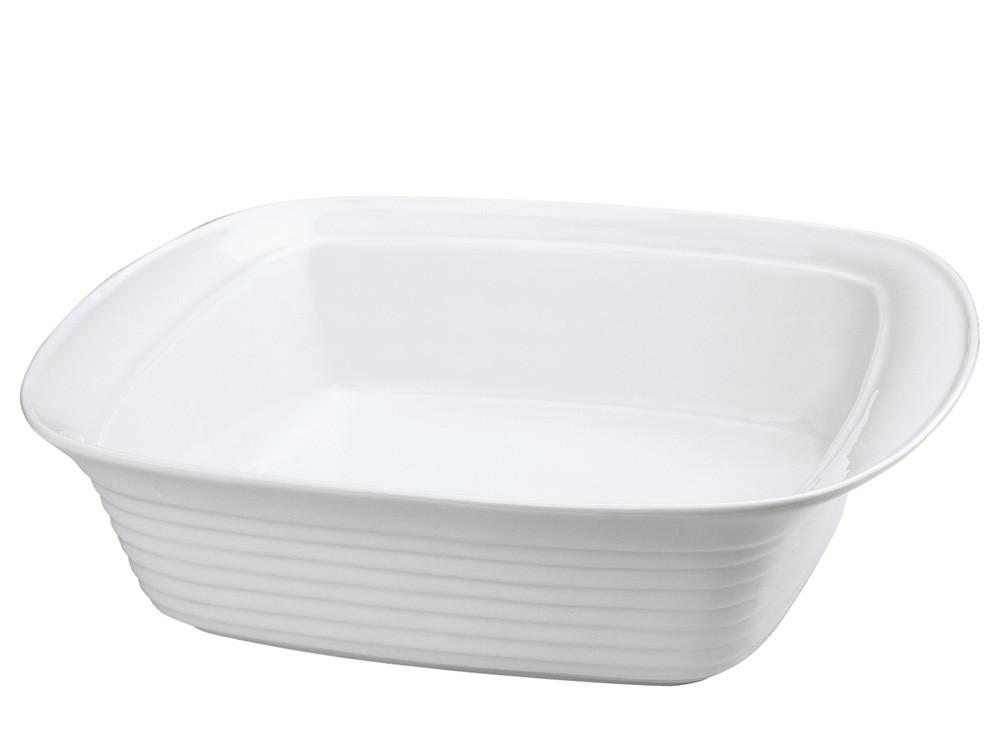Brytfanna porcelanowa do lasagne Kuchenprofi Burgund XL