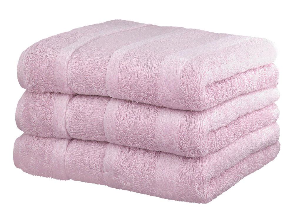 Ręcznik Cawo Noblesse Uni Orchid 30x50
