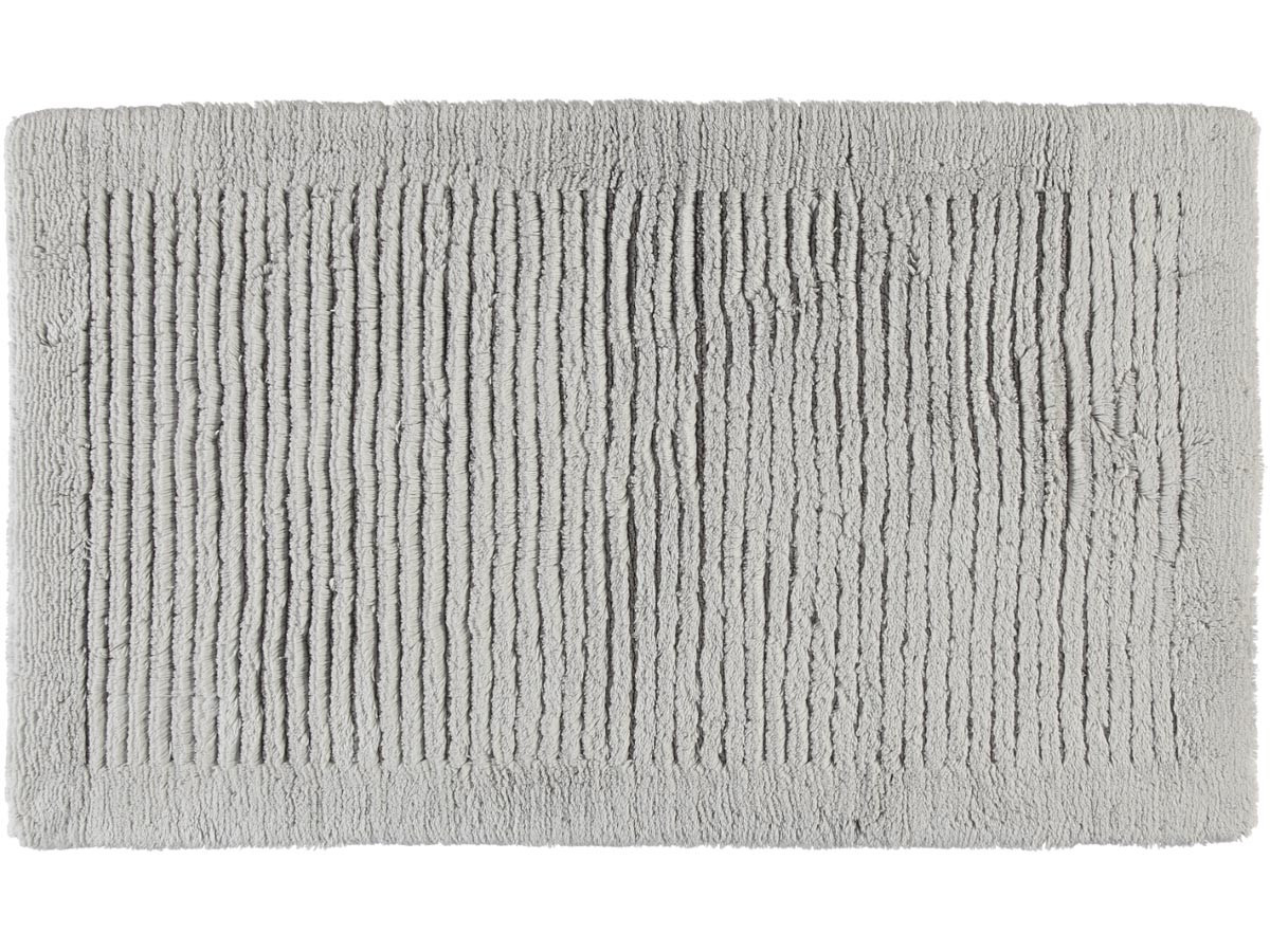 Dywanik Cawo Luxus Stripes Silver