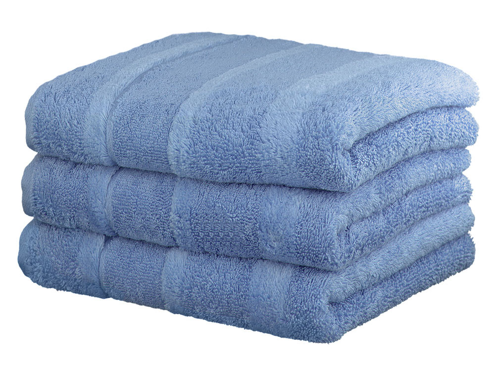Ręcznik Cawo Noblesse Uni Blue