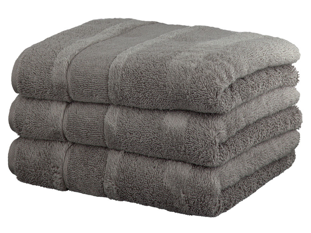 Ręcznik Cawo Noblesse Uni Graphit