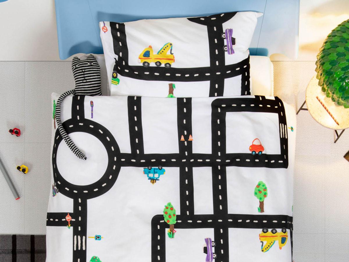 Pościel Snurk Trafic Playmat 140x200