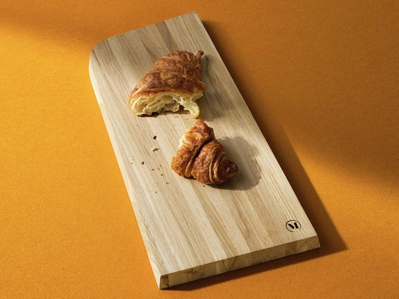 Deska do krojenia Menu Tilt Cutting Board L