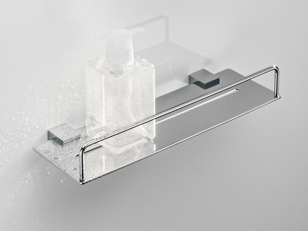 Półka pod prysznic ścienna Decor Walther DA 35 Chrome