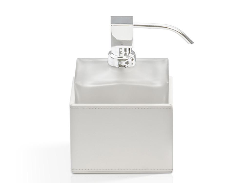 Dozownik do mydła Decor Walther Brownie SSP White GS