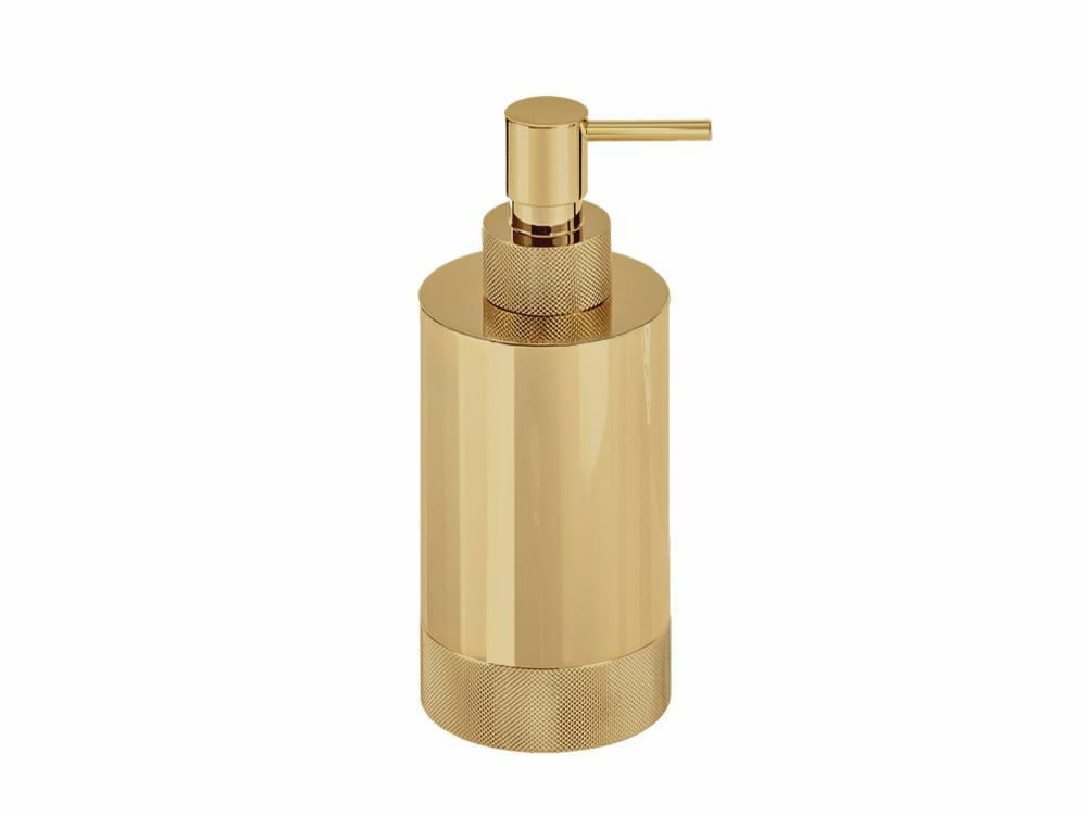 Dozownik do mydła Decor Walther Club SSP1 Gold Matt