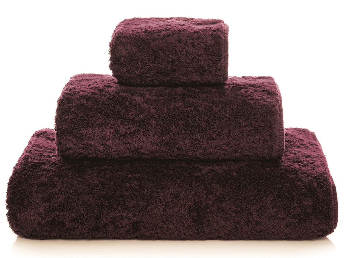 Ręcznik Graccioza Egoist Bordeaux 30x30