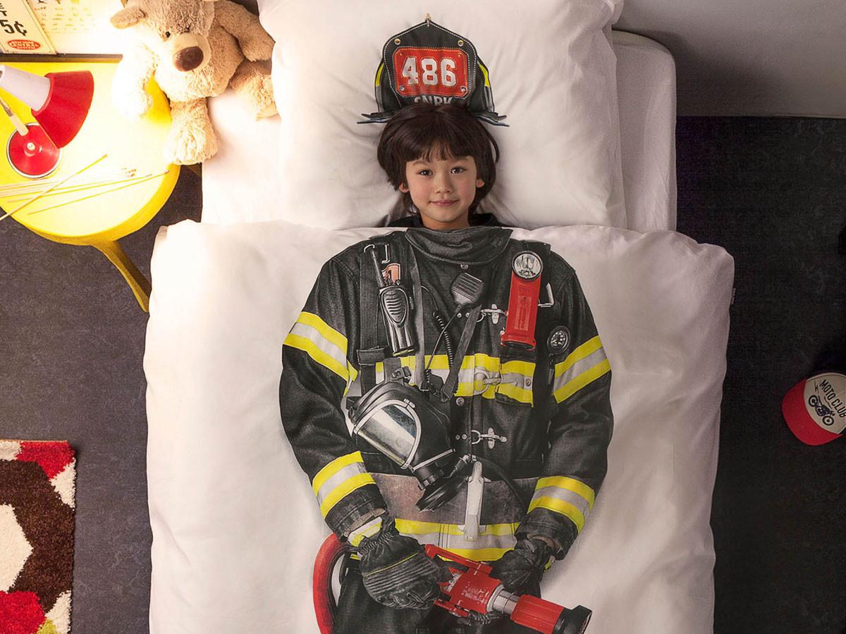 Pościel Snurk Firefighter 140x200