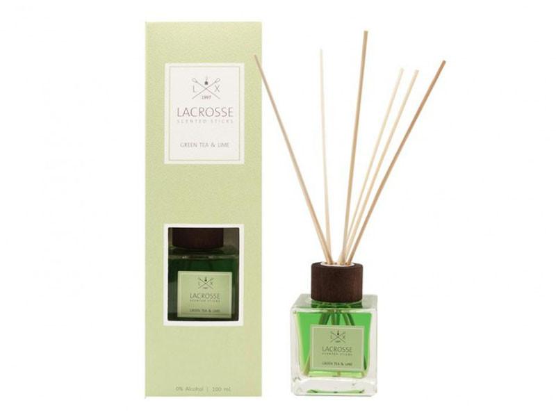 Bukiet/Dyfuzor zapachowy Lacrosse Green Tea & Lime 100ml