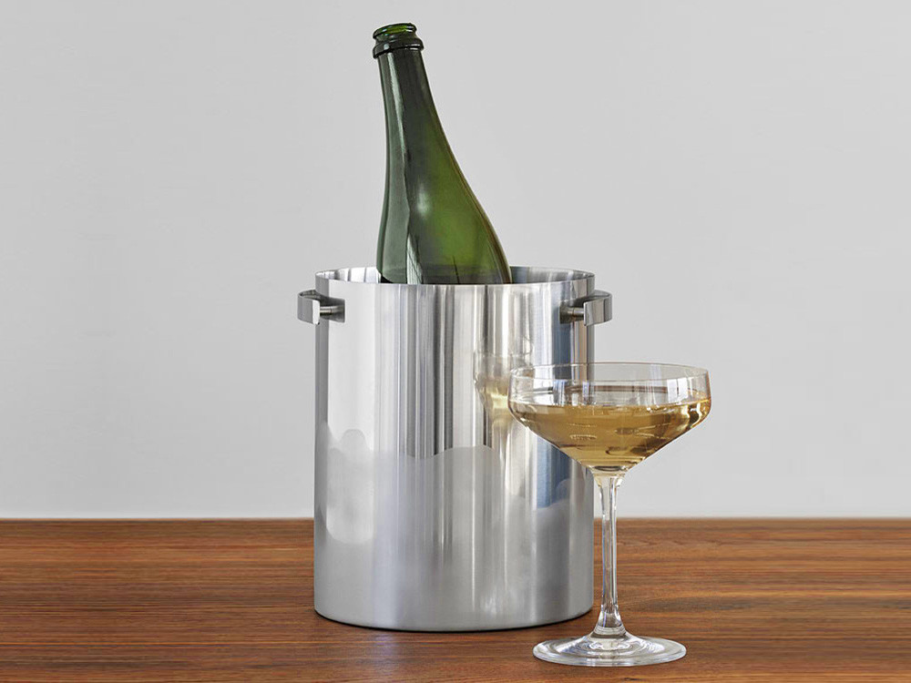 Cooler do szampana Stelton AJ Cylinda