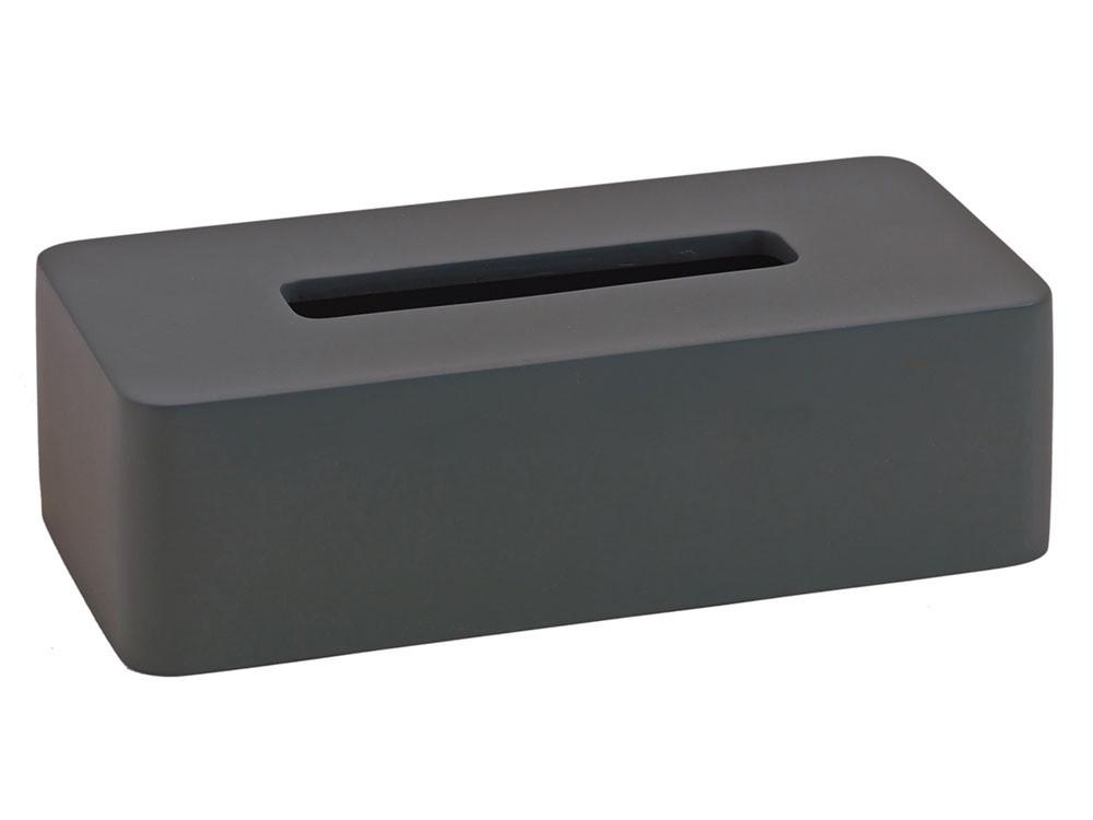 Pudełko na chusteczki Aquanova Ona Grey