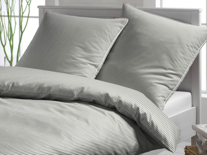 Pościel Elegante Mild Stripes Grey 135x200