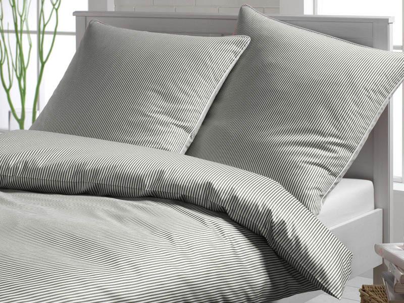 Pościel Elegante Mild Stripes Grey 200x200