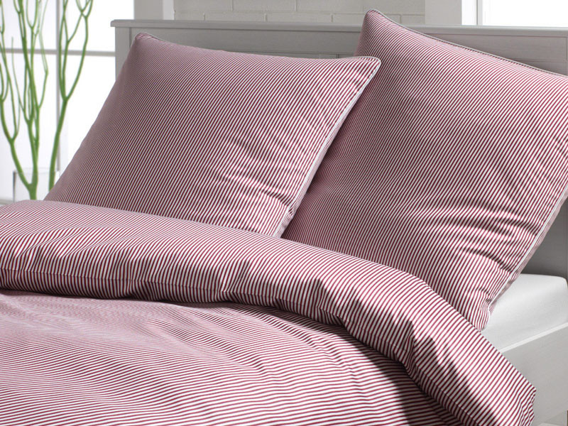 Pościel Elegante Mild Stripes Pink