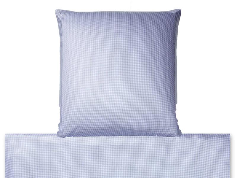 Pościel Elegante Vichy Blue