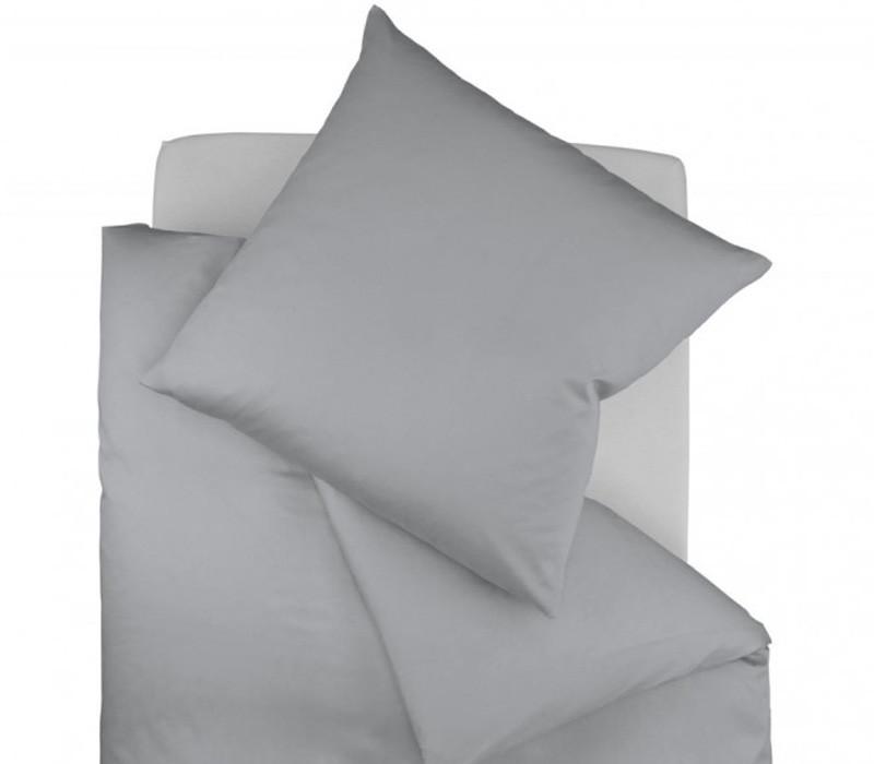Pościel Fleuresse Colours Uni Grey 155x200