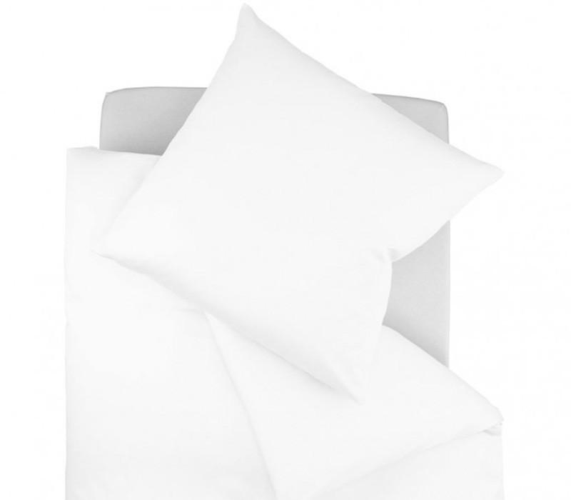 Pościel Fleuresse Colours Uni White 155x220