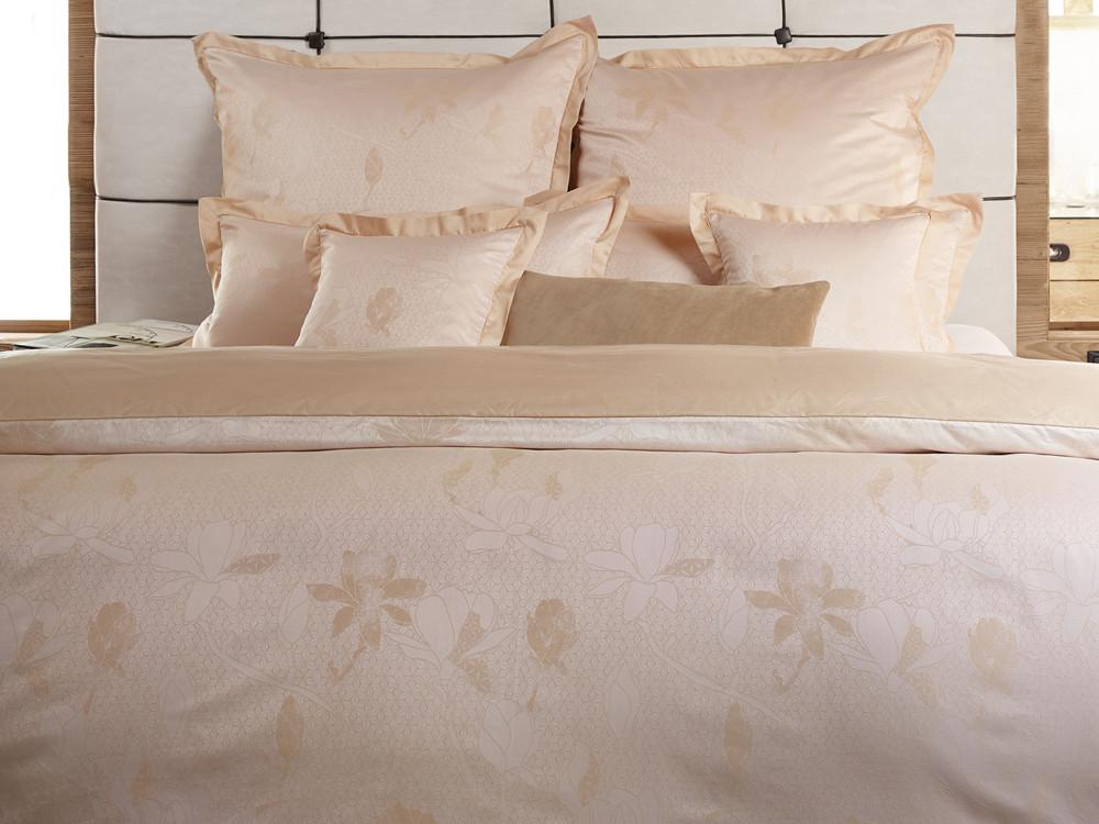 Pościel Curt Bauer CB 1882 Magnolia Caramel - poszewka na poduszkę