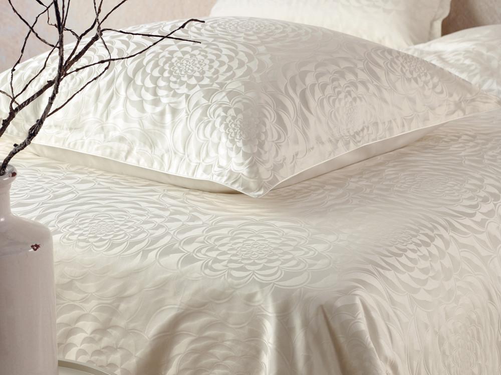 Pościel Curt Bauer CB 1882 Shade Cream - poszewka na poduszkę