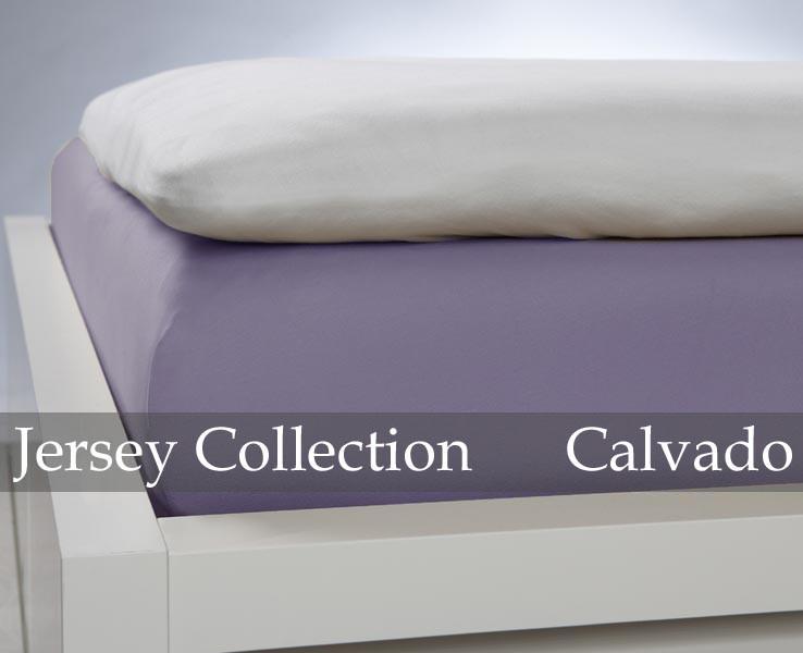 Prześcieradło Jersey Lavender