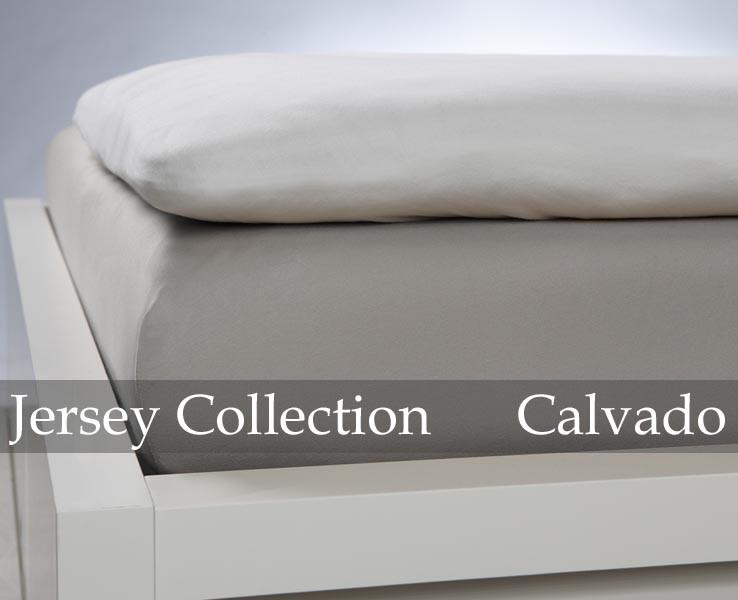 Prześcieradło Jersey Light Grey
