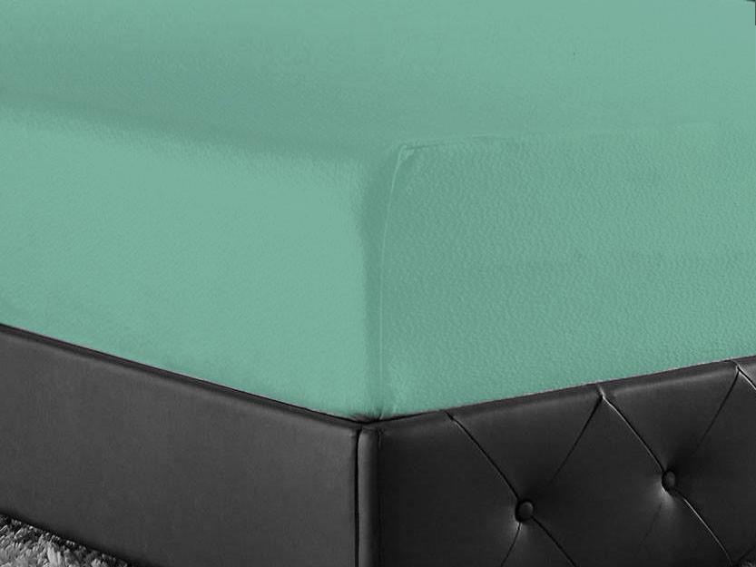 Prześcieradlo Joop Jersey Turquoise 200x200