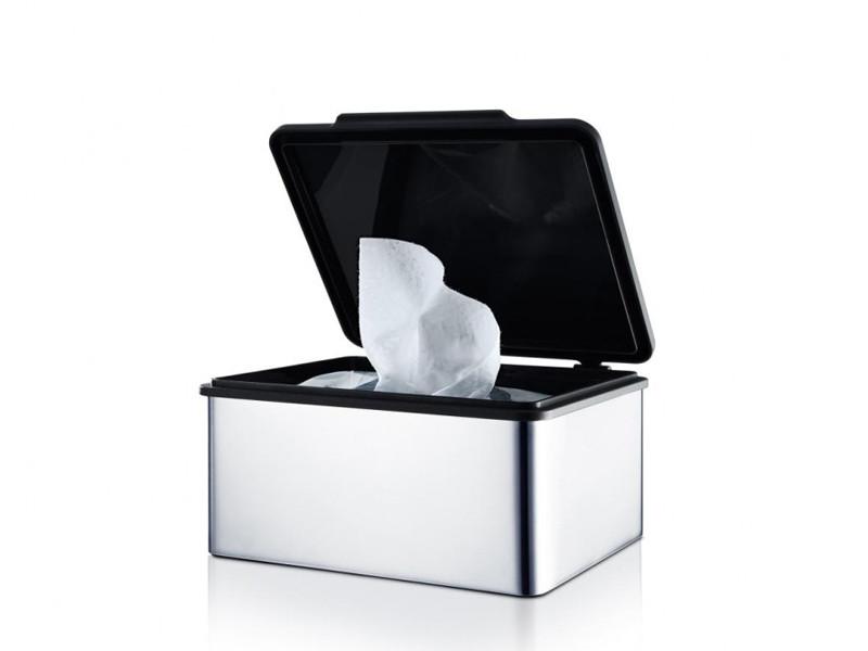 Pudełko na mokre chusteczki Blomus Menoto Shine