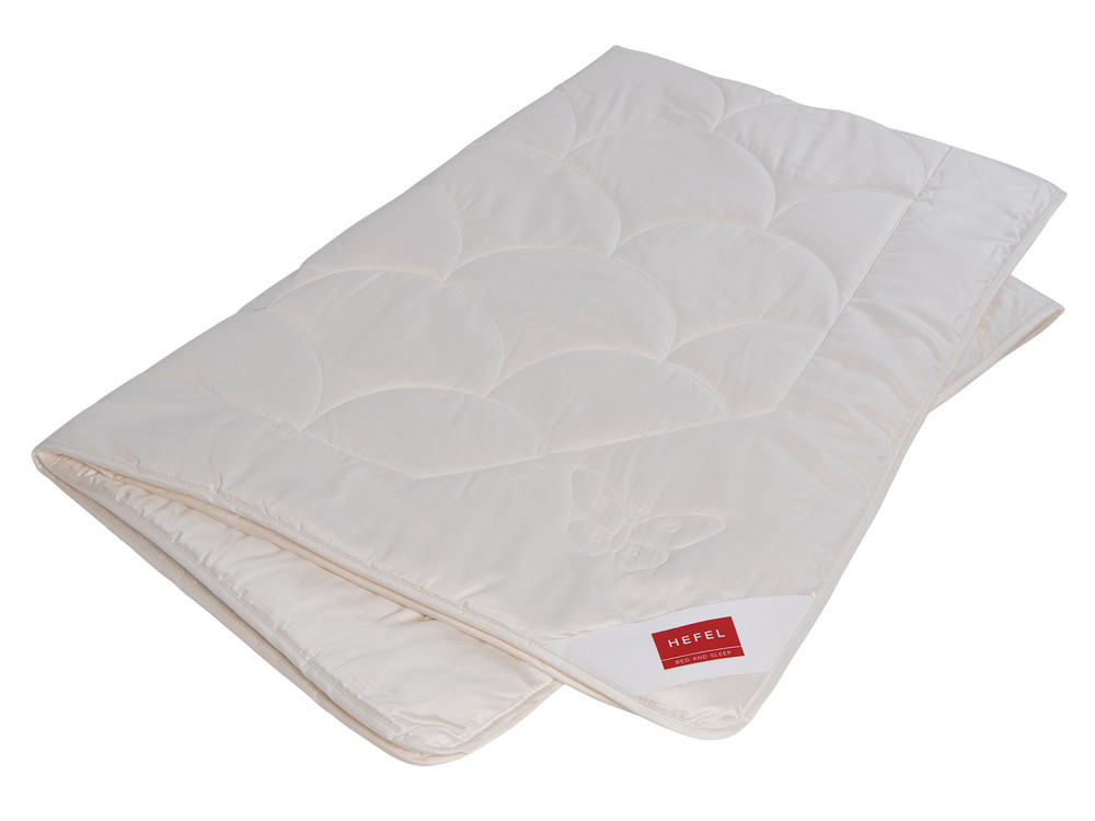 Kołdra jedwabna Hefel Pure Silk All-Year 240x260