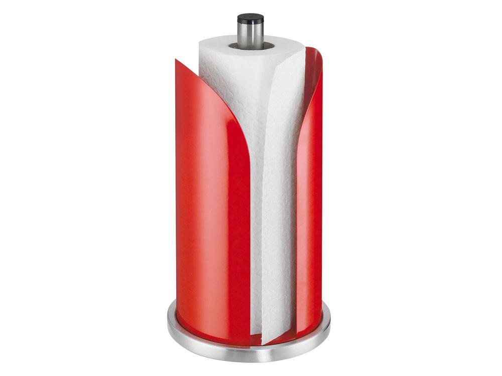 Stojak na ręczniki papierowe Kuchenprofi Red