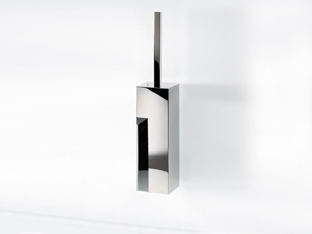 Szczotka do WC ścienna Decor Walther CO WBG N Nickel Satin